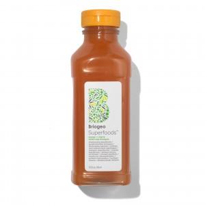 Балансирующий шампунь  BRIOGEO Superfoods Mango + Cherry Balancing Shampoo (369 мл)