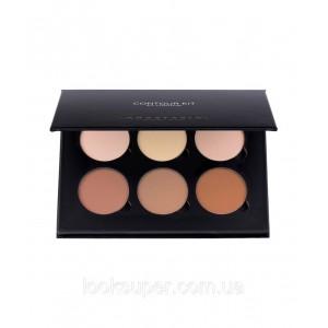 Набор для цветокоррекции лица Anastasia Beverly Hills Pro Series Contour - Light/Medium