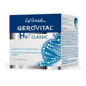 Интенсивный увлажняющий дневной крем Gerovital