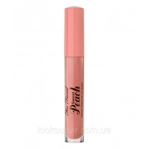 Блеск для губ Too Faced  Sweet Peach  Lip Gloss