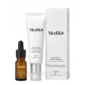 Крем-пробиотик Medik8 Balance Moisturiser with Glycolic Acid Activator