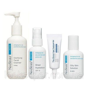 Комплекс ухода для проблемной кожи NeoStrataAdult Acne Skincare Regime Kit