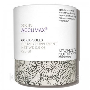 Капсулы Skin Accumax Advanced Nutrition Programme Skin Accumax 60 Capsules