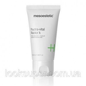 Гидро-питательный крем Mesoestetic Hydra-Vital Factor K