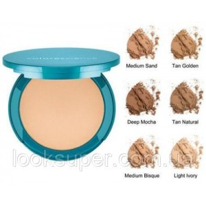 Основа под макияж Colorescience  Natural Finish Pressed Foundation SPF 20
