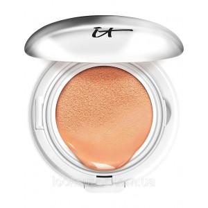 СС крем-сыворотка IT Cosmetics Your Skin But Better CC+ Veil SPF 50+.TAN