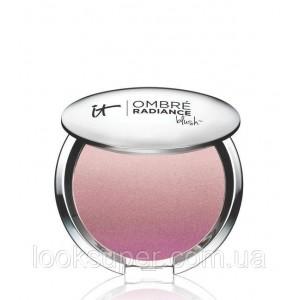 Пудра-румяна осветляющие IT Cosmetics Ombré Radiance Blush.SUGAR PLUM