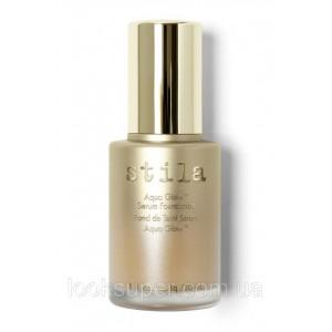 База для макияжа лица STILA Aqua Glow™ Serum Foundation. LIGHT MEDIUM