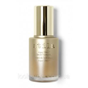 База для макияжа лица STILA Aqua Glow™ Serum Foundation. MEDIUM