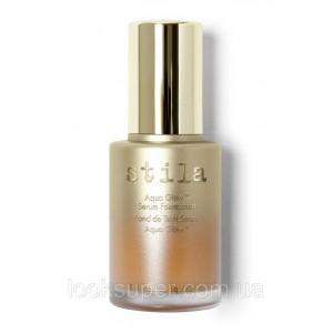 База для макияжа лица STILA Aqua Glow™ Serum Foundation. TAN DEEP