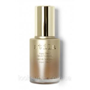 База для макияжа лица STILA Aqua Glow™ Serum Foundation. DEEP