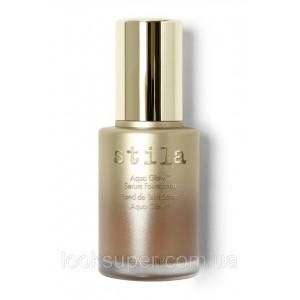 База для макияжа лица STILA Aqua Glow™ Serum Foundation. DARK