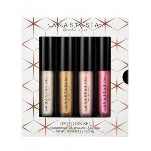 Мини-набор блесков для губ Anastasia Beverly Hills Holiday Mini Lip Gloss Set (4 шт х 2 гр)