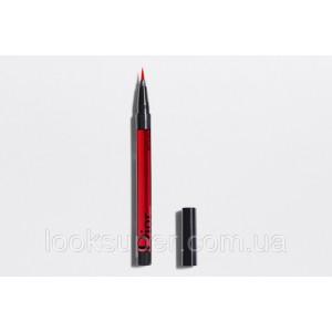 Подводка-фломастер Dior Diorshow On Stage Liner. 861 Matte red