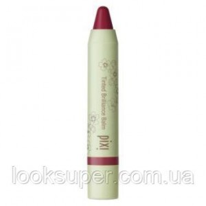 Бальзам для губ  Pixi Beauty Tinted Brilliance Balm. Rosy Red