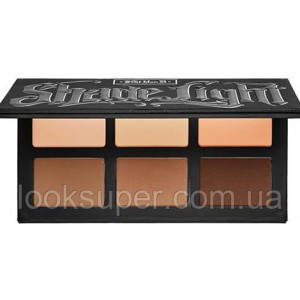 Палитра теней и контуров KAT VON D Shade + Light  Contour Palette