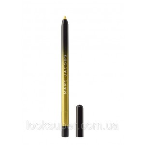 Гелевый карандаш для глаз MARC JACOBS BEAUTY Highliner Glam Glitter Gel Eye Crayon  ALL THAT GLITTERS