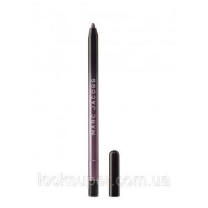 Гелевый карандаш для глаз MARC JACOBS BEAUTY Highliner Glam Glitter Gel Eye Crayon  GLITZALRIGHT