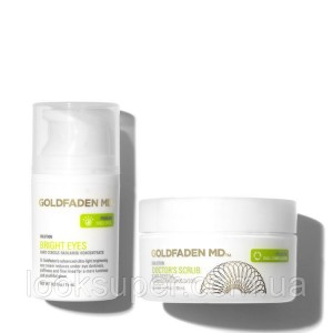 Дуэт Goldfaden MD Doctor's Scrub and Bright Eyes Duo