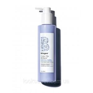 Восстановительный шампунь с фиксацией цвета  Briogeo mushroom + bamboo color protect shampoo