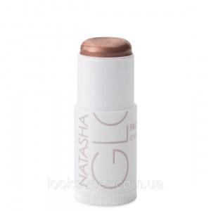 Кремообразный шиммер NATASHA DENONA Face Glow Cream Shimmer Dark