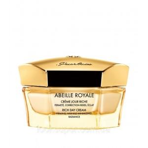 Бархатистый дневной крем для лица Guerlain Abeille Royale Rich Day Cream