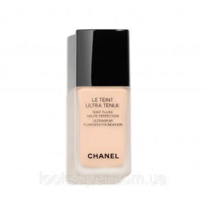 Жидкий тональный крем CHANEL LE TEINT ULTRA TENUE   32 - BEIGE ROSÉ