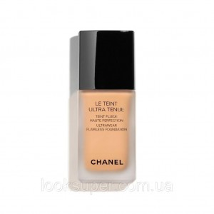 Жидкий тональный крем CHANEL LE TEINT ULTRA TENUE   91 - CARAMEl