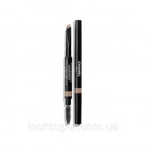 Водостойкий карандаш для бровей CHANEL STYLO SOURCILS WATERPROOF  804 - BLOND DORÉ