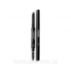 Водостойкий карандаш для бровей CHANEL STYLO SOURCILS WATERPROOF  810 - BRUN PROFOND