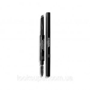 Водостойкий карандаш для бровей CHANEL STYLO SOURCILS WATERPROOF  812 - EBÈNE