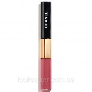 Дуэт для стойкого макияжа губ CHANEL LE ROUGE DUO ULTRA TENUE  48 - SOFT ROSE