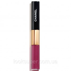 Дуэт для стойкого макияжа губ CHANEL LE ROUGE DUO ULTRA TENUE  102 - MILKY BLUEBERRY