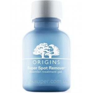 Гель для лица ORIGINS Super Spot Remover Blemish treatment Gel 10ml
