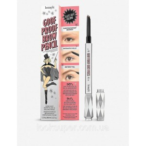 Карандаш для бровей в мини формате Benefit Goof Proof Brow Deal Eyebrow Pencil Mini