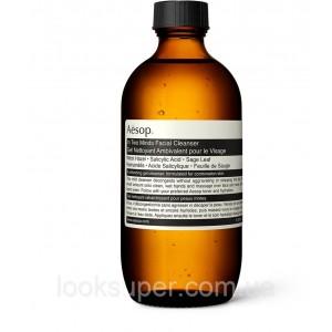 Очищающее средство для лица Aesop ( 2WM)  In Two Minds Facial Cleanser 200 ml