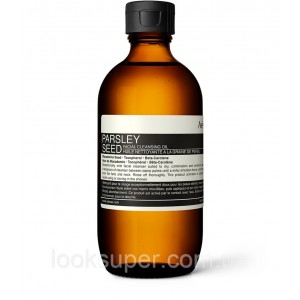 Очищающее масло для лица из семян петрушки Aesop (2WM) Parsley Seed Facial Cleansing Oil 200 ml
