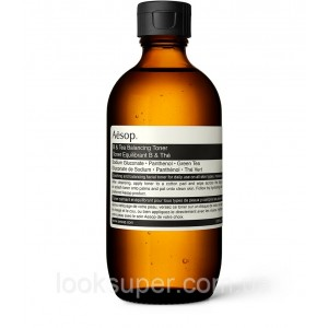 B & Tea балансирующий Тонер  Aesop (2WM) B & Tea Balancing Toner 200 ml