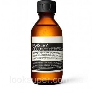 Антиоксидантный тоник для лица с семенами петрушки Aesop Parsley Seed Anti-Oxidant Facial Toner 100 ml