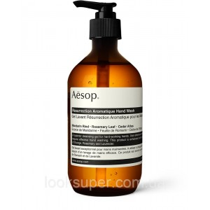 Гель для рук  Aesop  (2WM ) Resurrection Aromatique Hand Wash 500ml