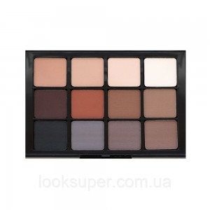 Палитра матовых теней VISEART 01 Neutral Mattes