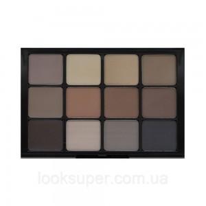 Палитра для макияжа бровей и век  VISEART Structure Brow & Eyeshadow Palette