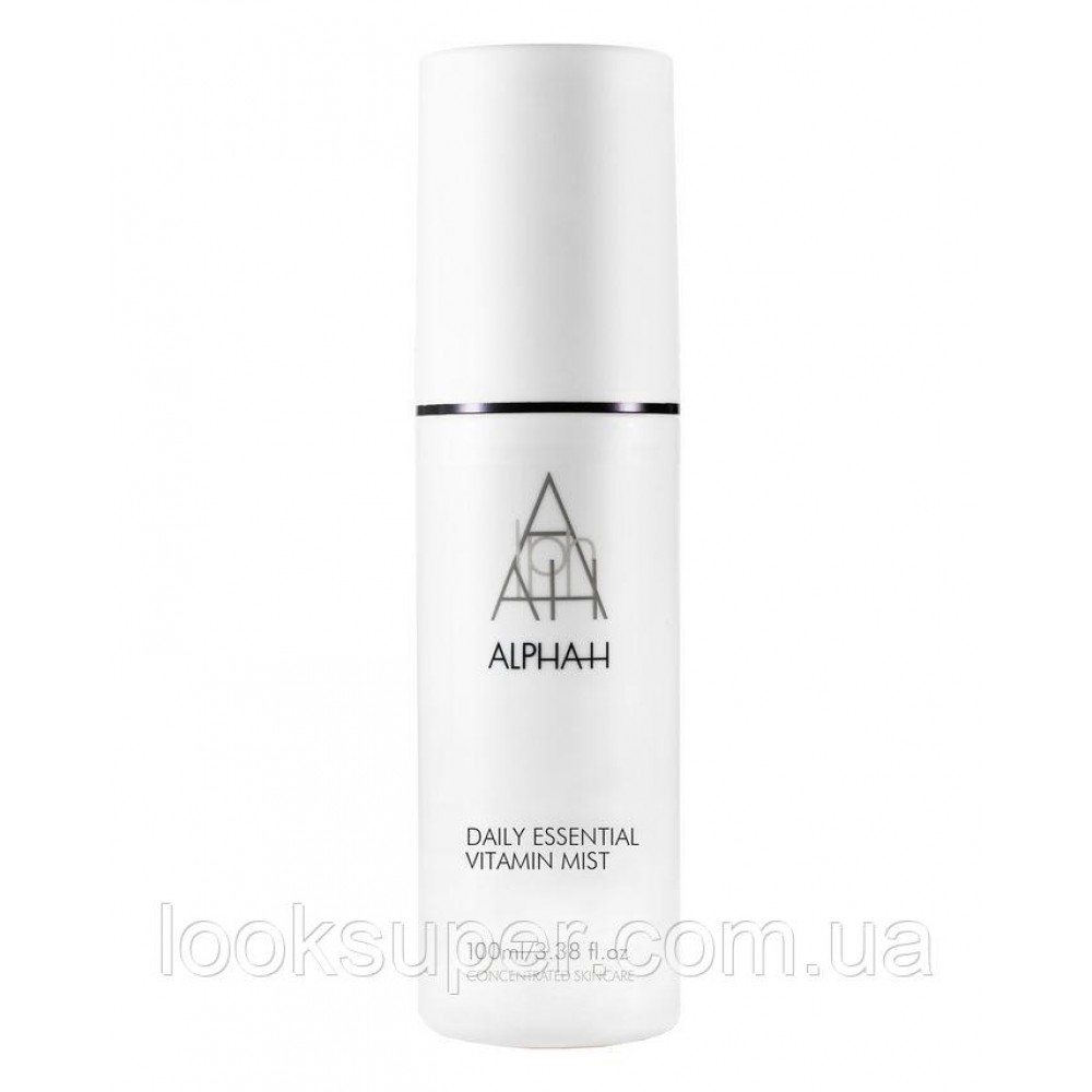 Косметический витаминный  мист Alpha-H  Daily Essential Vitamin Mist ( 100 мл)