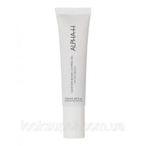 Точечный гель Alpha-H Clear Skin Blemish Control Gel (20 мл)