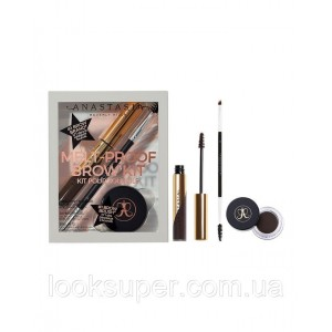 Набор Anastasia Beverly Hills Brow Kit 1 Melt Proof Brow Kit ( 4.4g, 4g ) Ограниченный выпуск