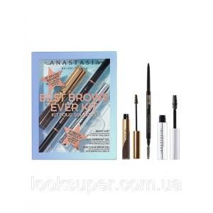 Набор для бровей Anastasia Beverly Hills Brow Kit 2 Best Brows Ever (7.85ml, 4.4g, 0.85g ) Ограниченный выпуск