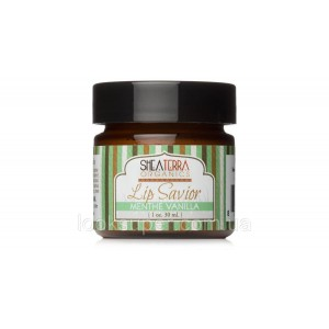 Бальзам для губ Shea Terra Organics MARACUJA-E Lip Savior