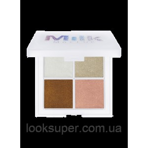 Палитра блесток для макияжа MILK MAKEUP Glitter Glaze Quad 11g