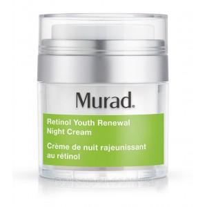 Антивозрастной ночной крем MURAD Retinol Youth Renewal Night Cream