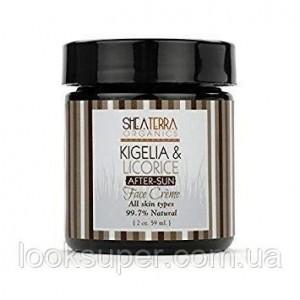 Крем для лица Shea Terra Organics Kigelia Licorice After Sun Face Creme